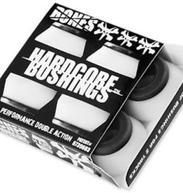 Bones Bones Hardcore Bushings White Hard (2 Trucks)