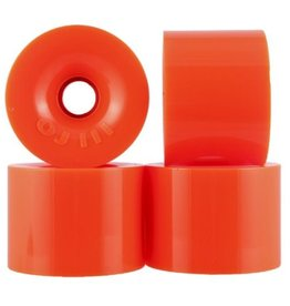 OJ Wheels OJ Wheels Thunder Juice Orange Wheels 75mm 78a (Set of 4)