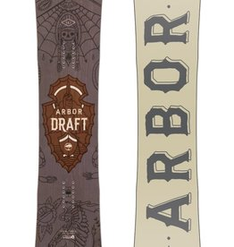 Arbor Collective Arbor Draft Snowboard Deck 2017