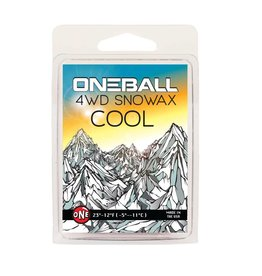 OneBall One Ball Jay 4WD Snow Wax - Cool
