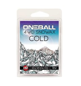 OneBall One Ball Jay 4WD Snow Wax - Cold