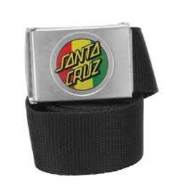 Santa Cruz Skateboards Santa Cruz Skateboards - Rasta Dot Belt