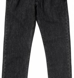 RVCA RVCA New Normal Denim Pants- Black Top