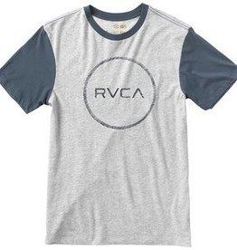 RVCA RVCA Circle Sketch T-Shirt Youth - Grey