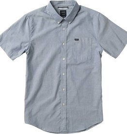 RVCA RVCA That'll Do Oxford SS Men's Shirt - Distant Blue