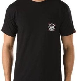 Vans Vans Off The Wall Indy Pocket T-Shirt - Black