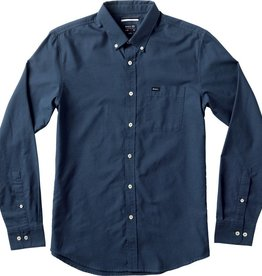 RVCA RVCA That'll Do Oxford SS Button Up Shirt - Midnight Blue
