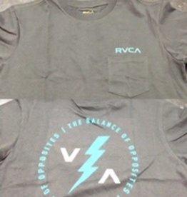 RVCA RVCA Strike VA Pocket T-Shirt - Black