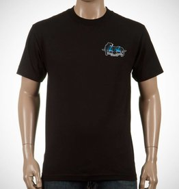 Santa Cruz Skateboards SMA Natas Kaupas LTD S/S T-Shirt - Black