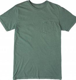 RVCA RVCA PTC 2 Pigment Pocket T-Shirt - Duck Green