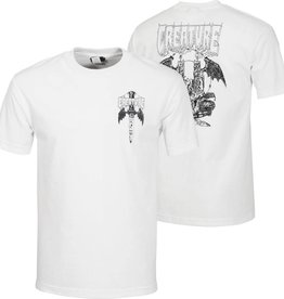 Creature Creature Plague Regular T-Shirt - White