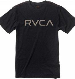 RVCA RVCA Big RVCA Vintage Wash T-Shirt - Black