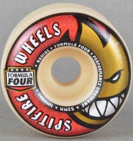Spitfire Wheels Spitfire wheels 52mm 101a - Formula Four - Radials