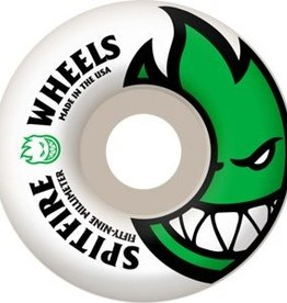 Spitfire Wheels Spitfire Standard Bighead Wheels 59mm 99a (set of 4)