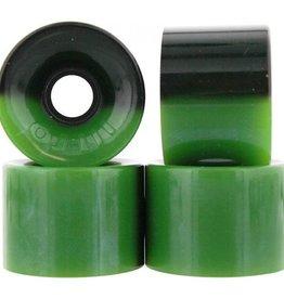 OJ Wheels OJ Hot Juice Willis Kimbel Pro 50/50 Green/Black 60mm 78a