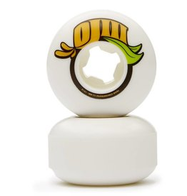 OJ Wheels OJ From Concentrate Wheels White 54mm 101a (set of 4)