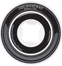 OJ Wheels OJ Doug Saladino Sportway Ez Edge Wheels  60mm 101a (set of 4)