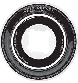 OJ Wheels OJ Doug Saladino Sportway Ez Edge Wheels  60mm 101a (set of 4)
