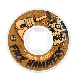 OJ Wheels OJ Jason Jessee Face Hammers EZ Edge Wheels 55mm 101a (set of 4)