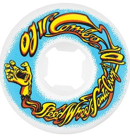 OJ Wheels OJ II Elites EZ Mini Combos Wheels White 52mm 101a (Set of 4)