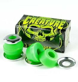 Creature Creature Skateboards Bushings Medium (Green) 90a