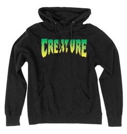 Creature Creature Skateboards Logo Pullover Hoody - Black