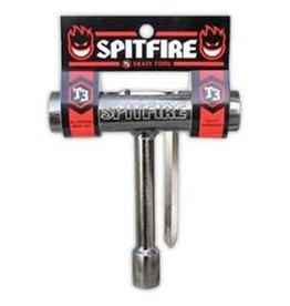 Spitfire Wheels Spitfire T3 Skateboard Tool - Black