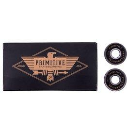 Primitive Apparel Primitive Skate Bearings (Set of 8) - Black