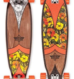 Dusters Dusters California Fin Cruiser Complete Skateboard - 33""