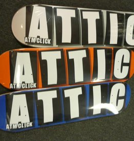 ATM Attic x ATM Click Ransom Skateboard Deck - Asstd Colors
