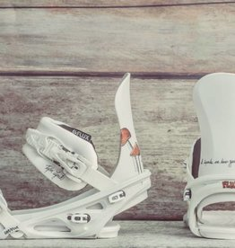 Flux Flux R2 Snowboard Bindings 2017 - GBP Large