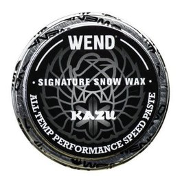 Wend - Kazu Signature Snow Wax - Rub on