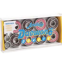 Andale Andale Bearings - Daewon Song Donut Box Bearings (Set of 8)