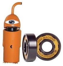 Toy Machine Toy Machine - Sect Abec-5 Bearings (Orange) (8 pack)