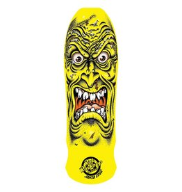 Santa Cruz Skateboards Santa Cruz Rob Face Sticker - Yellow