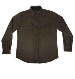 Creature Creature Infantry L/S Button Up - Military Green