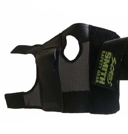 Smith Smith Scabs Kool Breathable Wrist Guards - Black
