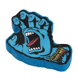 Santa Cruz Skateboards Santa Cruz Screaming Hand Curb Wax - Blue