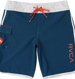 "RVCA RVCA Eastern 20"" Men's Board Shorts - Dark Blue"