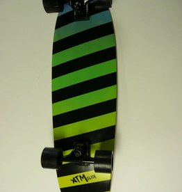 "ATM ATM Cruiser Complete ""Stripes"" 9 x 29.75"