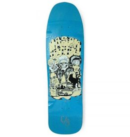 Suicidal Skates Suicidal Pool Series Jason Jessee Guest Deck  Blue 9.25x32.75