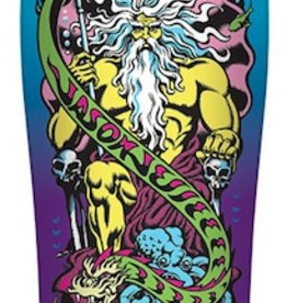 Santa Cruz Skateboards Santa Cruz Jason Jessee Neptune Re-Issue Deck Purple Fade 10.14x31.59