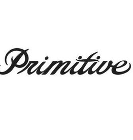 Primitive Apparel Primitive Nuevo Bar Sticker- White