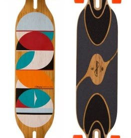 "Loaded Loaded Longboards Complete - Dervish Sama 42.8"" - Flex 2"