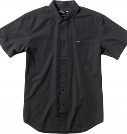 RVCA RVCA Revival Button Down SS - Black