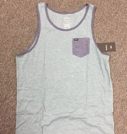 RVCA RVCA Change Up Men's Tank - Blue STE