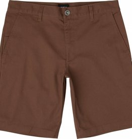 RVCA RVCA The Weekend Stretch Men's Shorts  - Chocolate