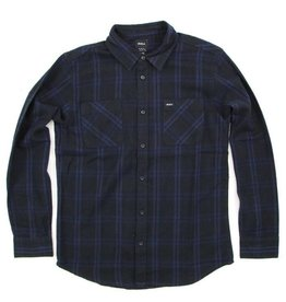RVCA RVCA Payne Men's Flannel - Black