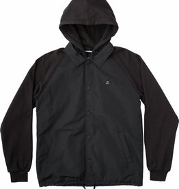 RVCA RVCA Puffer Game Day Hoodie - RVCA Black