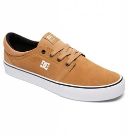 DC DC Trase S Skate Shoes - Timber